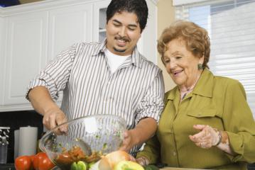Taking Care of Elderly Parents